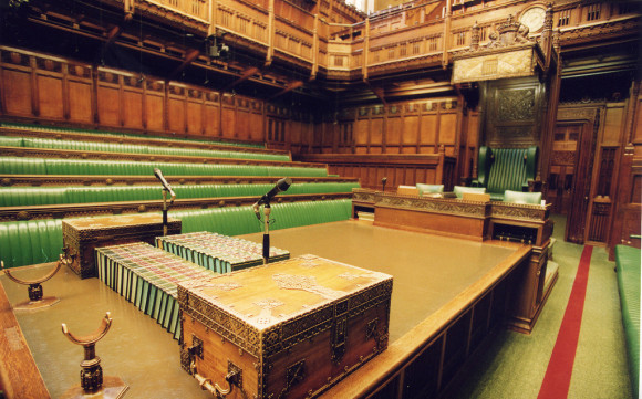 Gigging at the House of Commons – Jazz Gig in London